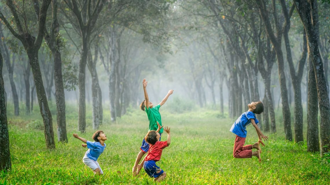 Waarom duurzame kinderkleding?